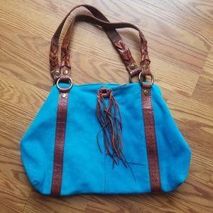 Indigo Lucky Brand Bag